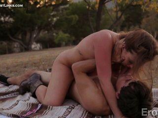 मैडी और टायलर भावुक प्यार करना है, जबकि एक पिकनिक होने ....