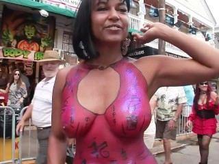 बिना सेंसर 3 सभी अमेरिकी sluts - दृश्य 3