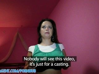 PublicAgent HD विशाल उल्लू Sirale नकली फिल्म की भूमिका के लिए गिरने