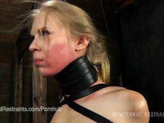 सारा जेन सीलोन एक बंधन दास के रूप में प्रशिक्षित किया जाता है