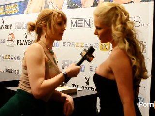 2013 AVN पुरस्कार pornhubtv फीनिक्स मैरी साक्षात्कार
