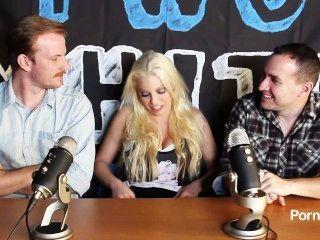 TWG दो सफेद लोग ब्रिटनी एम्बर साक्षात्कार pornhubtv
