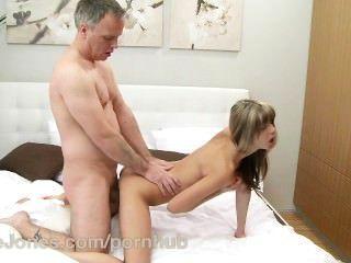 danejones गहरी गुदा सेक्स के साथ छोटे तंग पतली किशोरों संभोग
