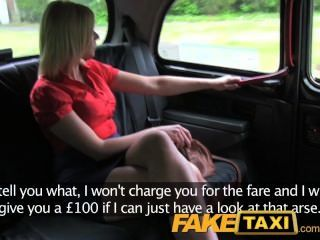 बड़े स्तन और तंग किशोरों की समलैगिंकों के साथ एक टैक्सी टैक्सी की FakeTaxi रोमांच