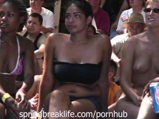नग्न लूट शेक प्रतियोगिता