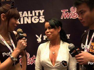 2014 AVN पुरस्कार में pornhubtv निकी डेलानो साक्षात्कार