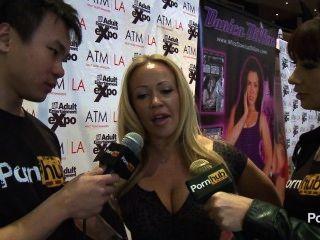 2014 AVN पुरस्कार में pornhubtv ऑस्टिन टेलर साक्षात्कार