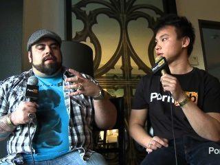 pornhubtv - सफर Huggy - 2014 AVN पुरस्कार - कैम के पीछे आदमी