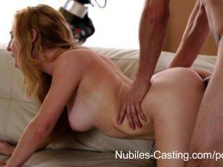 कास्टिंग Nubiles - वह इसे काफी गहरी नौकरी पाने के लिए ले जा सकते हैं?