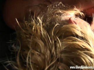 gloryhole रहस्य एमआईएलए जीना पीओवी फिट