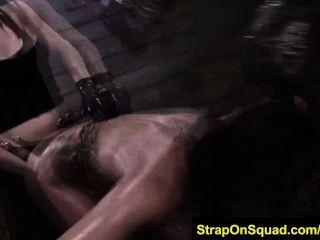 fetishnetwork इसा मेंडेज़ के रूप में Slutty गुलाम