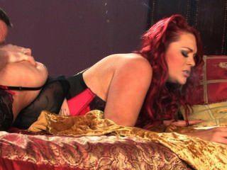 Paige प्रसन्न 120s धूम्रपान सेक्स