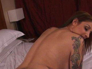 जॉय / आभासी सेक्स सौतेली बहन उसे analsex सिखाने