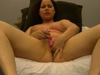 सेक्सी Anabelle बिल्ली उसे प्रशंसकों के लिए cums !!!