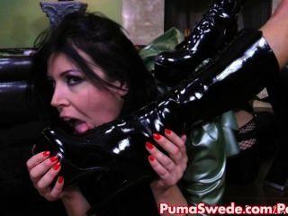 बिग तैसा यूरो बेब प्यूमा strapon के साथ संचिका अनास्तासिया सज़ा