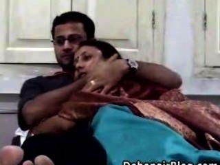 भारतीय युगल घर का सेक्स