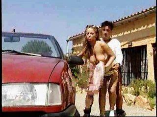 लिडा Pirelli अलविदा कह और नमस्ते करने के लिए दो लंड!
