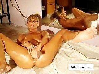 मेरी पत्नी और उसके dildos