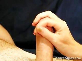 सेक्सी चिकनाई handjob
