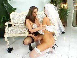 बोस्टन शादी (सैंडी और सैंड्रा गर्म समलैंगिकों)