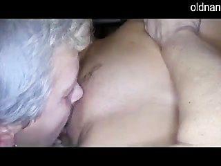 बूढ़ी औरत और लड़की