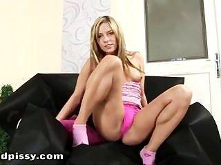 जेसिका गीला पैंट Rox