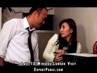 ससुर जापानी पत्नी fucks