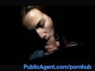 PublicAgent प्यारा एलेक्सिस एक wanna मॉडल होना है