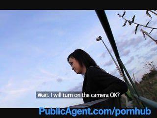 PublicAgent एम्मा इतना अपने मुर्गा चूसने प्यार करता था, वह करने की मांग की