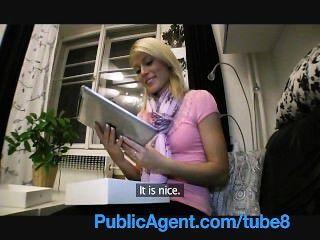 PublicAgent बड़े स्तन, गोरे और सींग पूर्व गर्लफ्रेंड