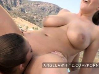 एंजेला व्हाइट और डैनी डेनियल कमबख्त बाहर
