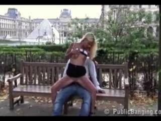 सार्वजनिक - पेरिस में लौवर संग्रहालय में सार्वजनिक सेक्स
