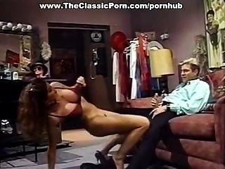 क्लासिक स्तन ड्रेसिंग रूम में बकवास