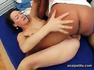 डरपोक गुदा मैथुन