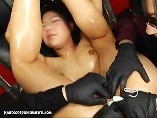 चरम जापानी बुत और बंधन सेक्स
