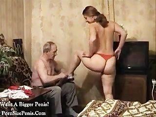 रूसी - dedushka