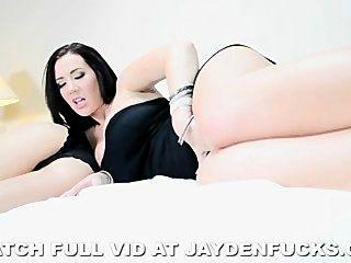 Jayden Jaymes सफेद चादर एकल