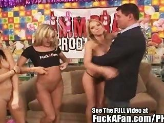 पॉर्न स्टार एमी ब्रुक और Shawna lenee कमबख्त उनके प्रशंसक जिमी