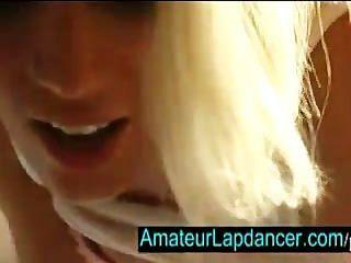 20yo चेक शौकिया सैंड्रा - Lapdance और मौखिक