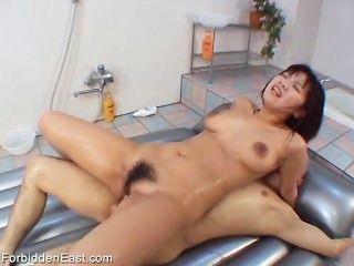 बिना सेंसर जापानी कामुक बुत सेक्स - नजरबंदी (पीटी 6)