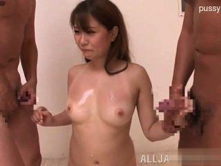 प्राकृतिक स्तन शौकिया creampie
