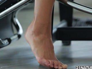 पैर किसर
