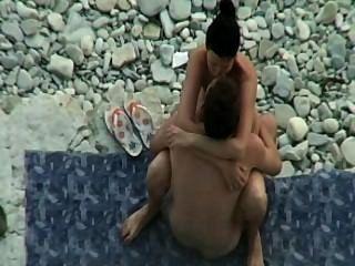 समुद्र तट सेक्स शौकिया # 01