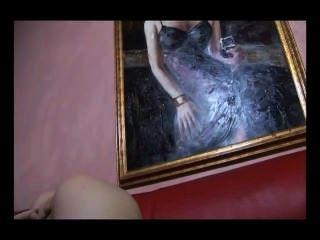 मेरे स्तन दृश्य 7 पर क्रीम