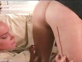 लेस्बियन पैर प्यार!