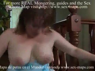 परिपक्व वेश्या और लड़के बकवास