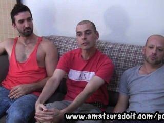 मिलिए मार्को सैम और लुकास: तीन गर्म शौकिया ऑस्ट्रेलियाई पुरुषों