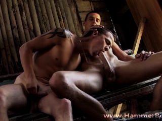 जेसन Kody और hammerboys टीवी से Fabien रॉसी
