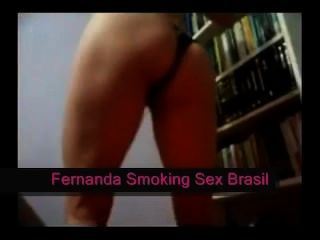 धूम्रपान पत्नी सेक्सी