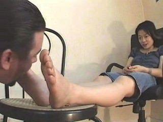 पैर की पूजा 13 - फ्रेंच / एशियाई पूजा